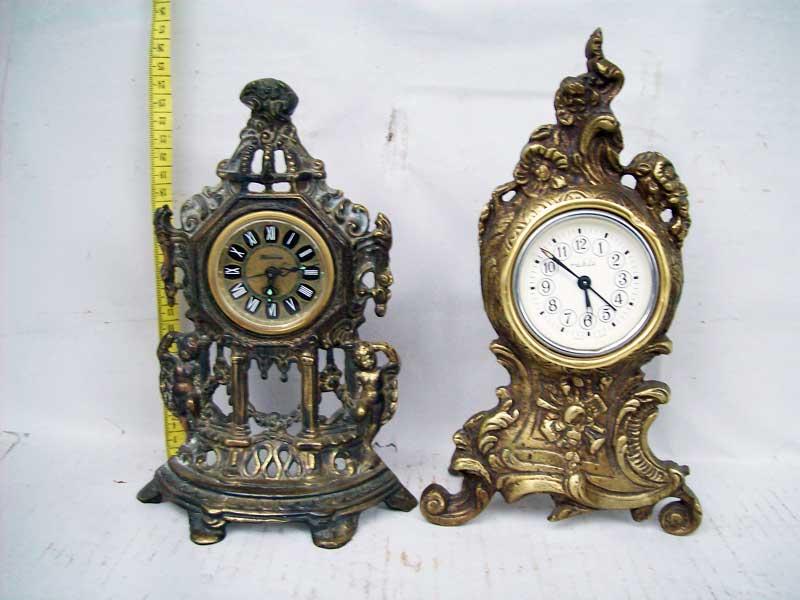 Ρολόι μπρούτσινο